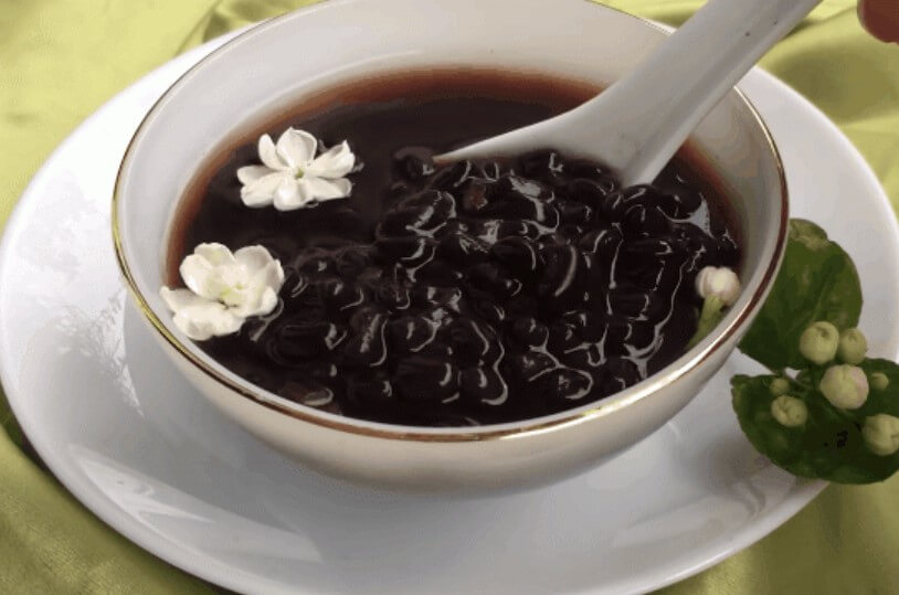 Ăn chè đỗ đen không béo như nhiều người vẫn nghĩ