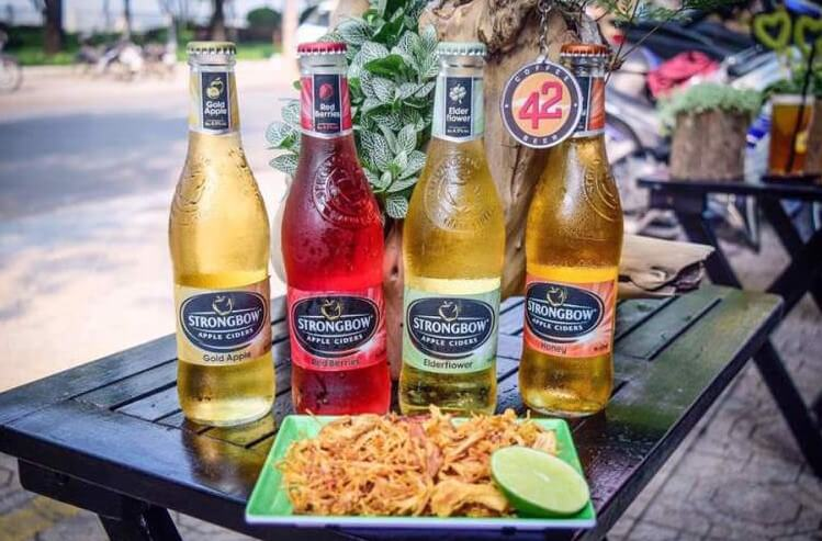 Thức uống Strongbow