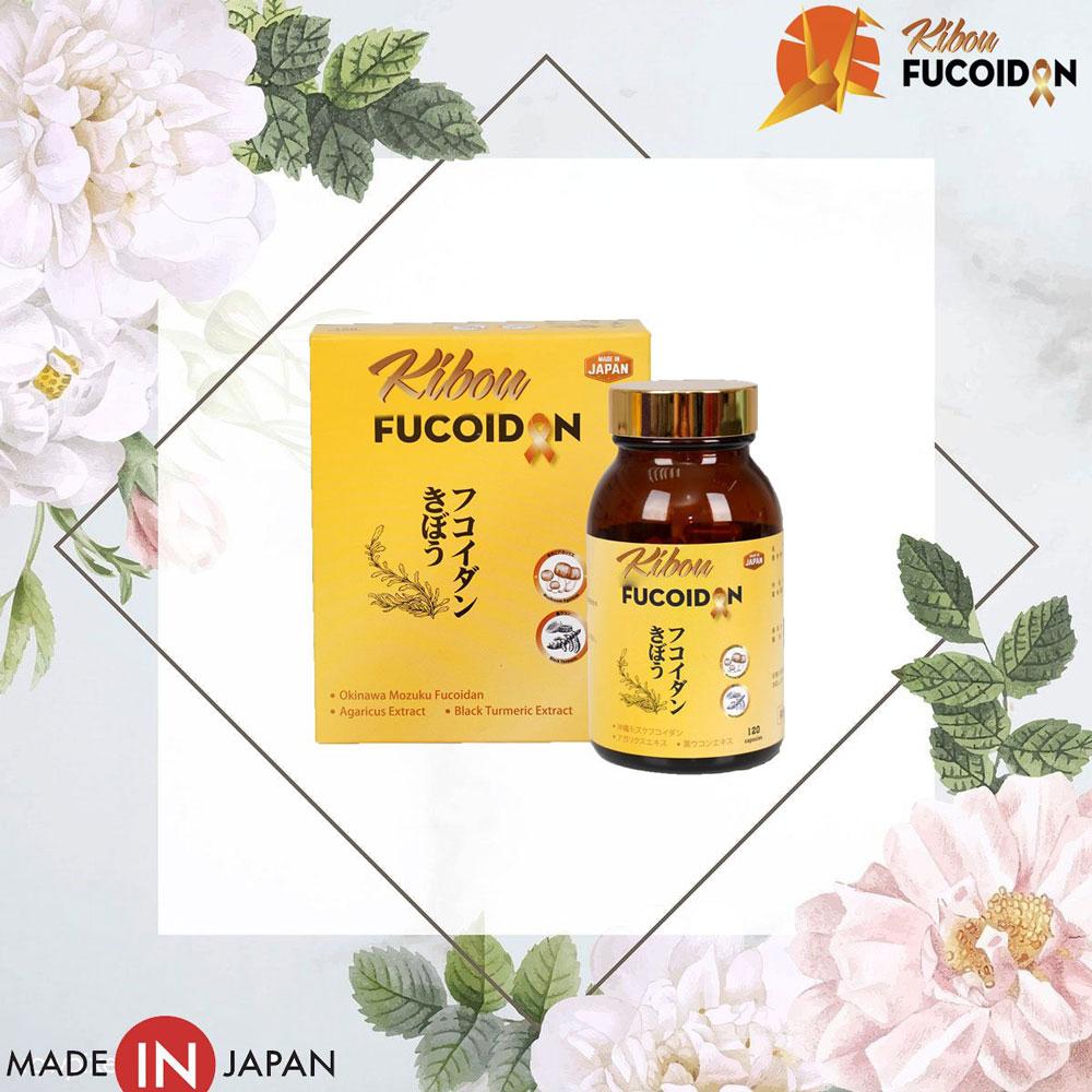 Hình ảnh sản phẩm Kibou Fucoidan