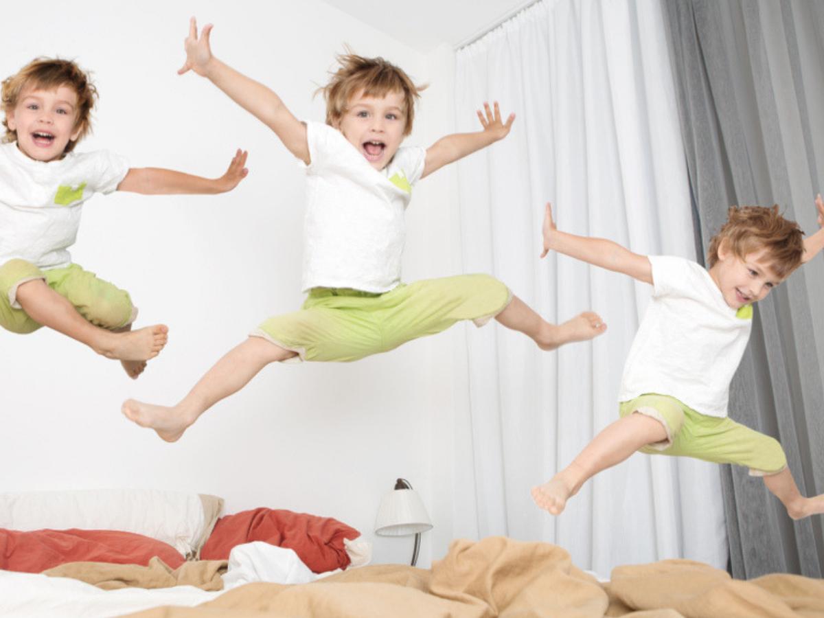 Cốm Egaruta rất phù hợp với trẻ tăng động, hiếu động
