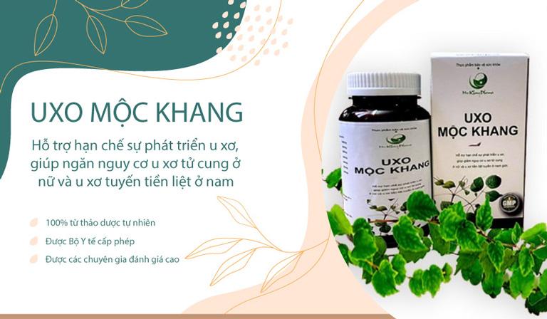 UXO Mộc Khang - Songkhoeplus.com